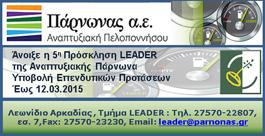parnonas leader