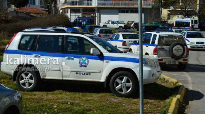 Ληστεία σε χωριό του Δήμου Τρίπολης   Άγνωστοι δράστες και χτύπησαν και απείλησαν άνδρα μέσα στο σπίτι του ...
