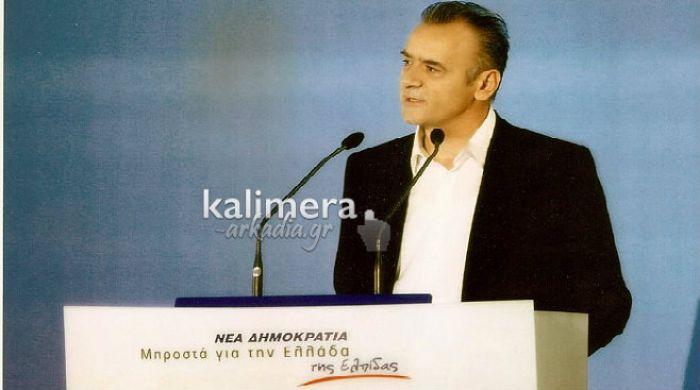 Τελευταία εξέλιξη: Αρνήθηκε να είναι υποψήφιος βουλευτής με τη ΝΔ ο Τσίρμπας!