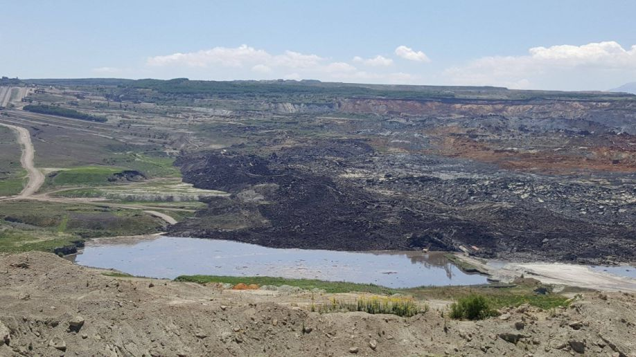 c52b2491f2 Αμύνταιο  Το βίντεο ντοκουμέντο της τεράστιας κατολίσθησης στο ορυχείο ...