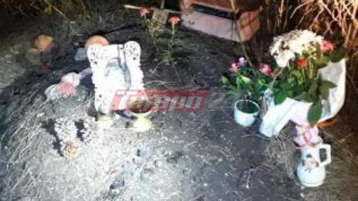 Το δασάκι στην Πάτρα έκρυβε…έναν τάφο! Οι ανησυχία των κατοίκων και η αποκάλυψη