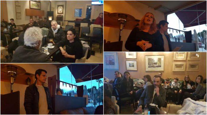 Συνάντηση - συζήτηση για τα αδέσποτα στην Τρίπολη | Τι συζητήθηκε! (vd)