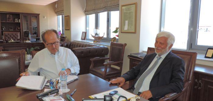 Συνάντηση Τατούλη - Νίκα στην Τρίπολη | Εκτιμήσεις ότι το Φεβρουάριο θα υπογραφεί η σύμβαση για τα σκουπίδια!