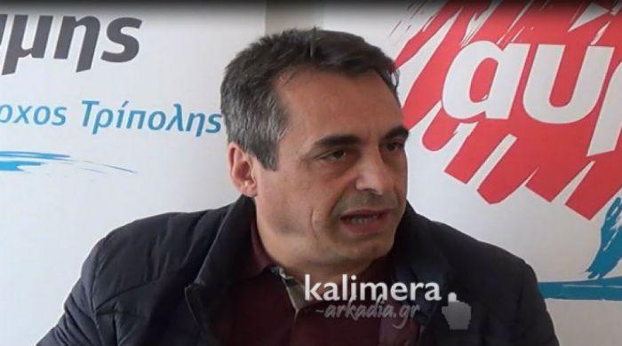 Τα 4 σημεία της πρότασης Τζιούμη για να λυθεί το πρόβλημα με τα σκουπίδια στο Δήμο Τρίπολης