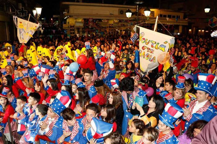 Το Καλαματιανό Καρναβάλι αρχίζει το Σάββατο!
