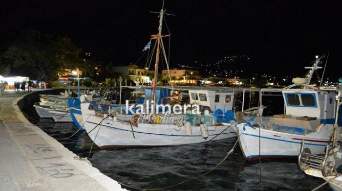 Καλά νέα για το μεγάλο έργο στο λιμάνι Τυρού – Τι ανακοινώθηκε στη «Γιορτή Ψαρά» (vd)