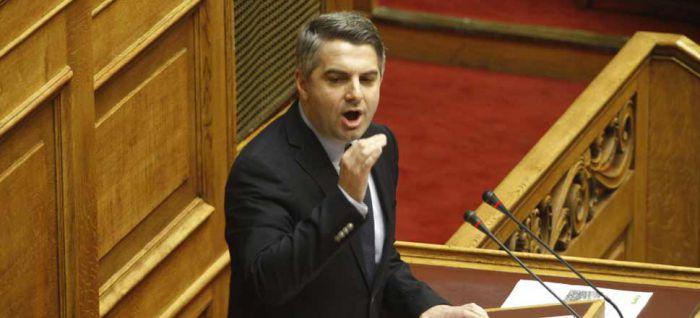 """«Η ΝΔ προσπαθεί να μας πάρει τις ψήφους και ο ΣΥΡΙΖΑ το σπίτι. Υποκριτές οι δήθεν """"μοιρολογητές"""" του Β. Βενιζέλου, που ποτέ δεν τον στήριξαν»"""
