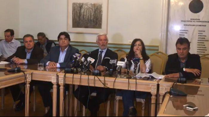 Τατούλης | Παραμένει στο περιφερειακό συμβούλιο, ανακοίνωσε ότι η «Νέα Πελοπόννησος» θα μετατραπεί σε πολιτικό χώρο!